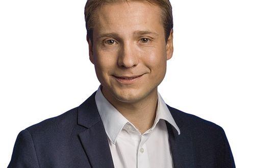 Le conseiller national et vice-président Philippe Nantermod