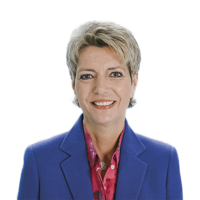 Karin Keller-Sutter
