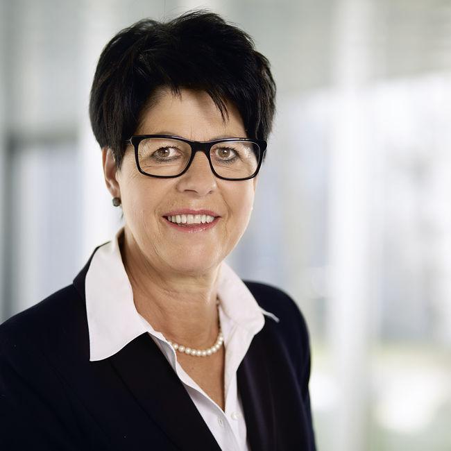 Yvonne von Deschwanden-Steinmann