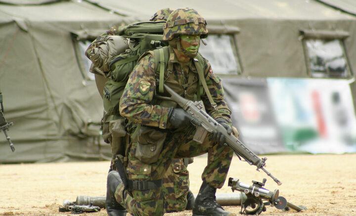 Politique de sécurité et d'armée