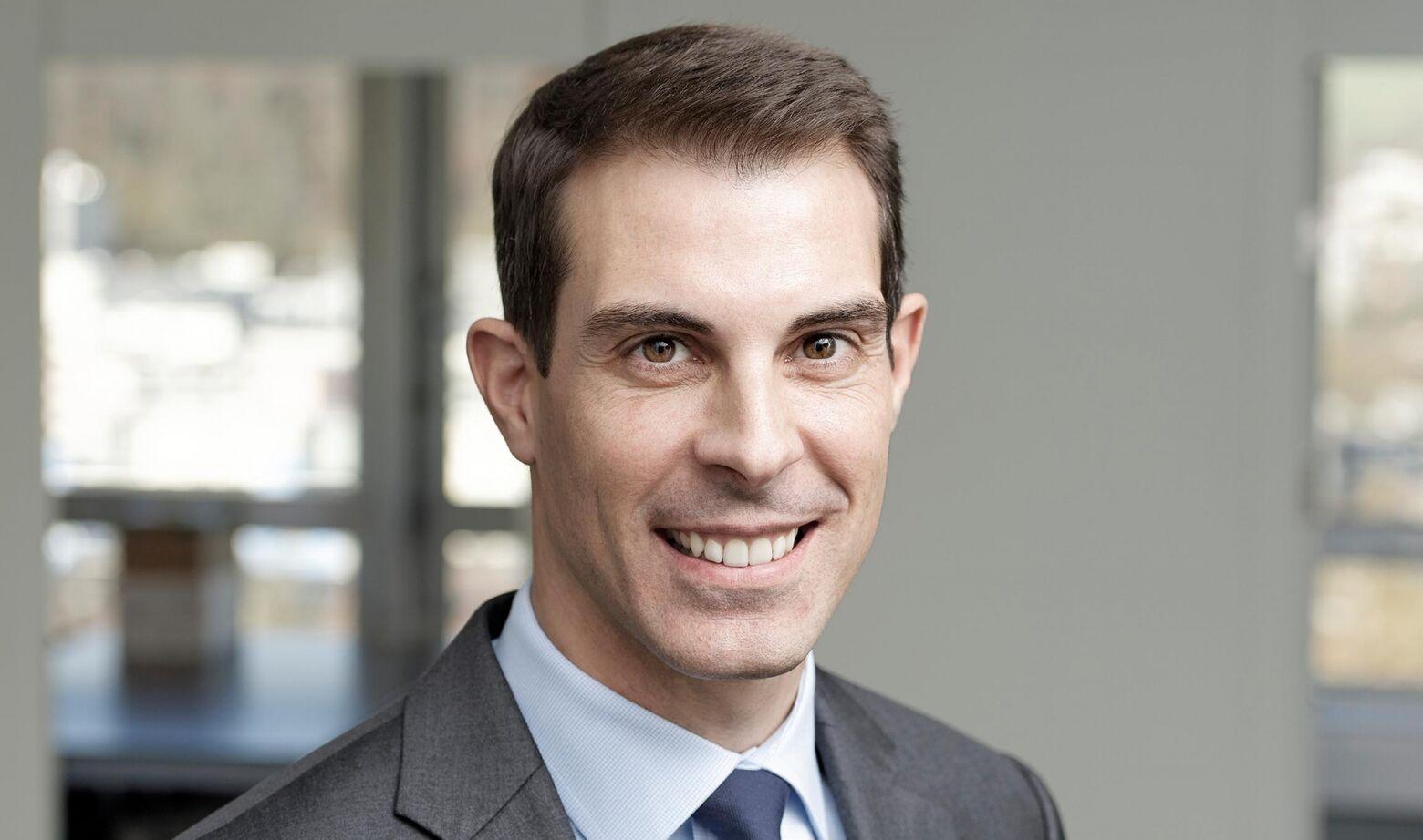 Le conseiller aux Etats Thierry Burkart